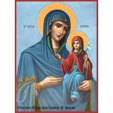 Αγία Άννα : Η μητέρα της Θεοτόκου