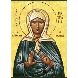 Αγία Ματρώνα η Ρωσίδα