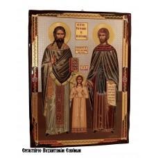 Άγιοι Ραφαήλ, Νικολάου και Ειρήνης