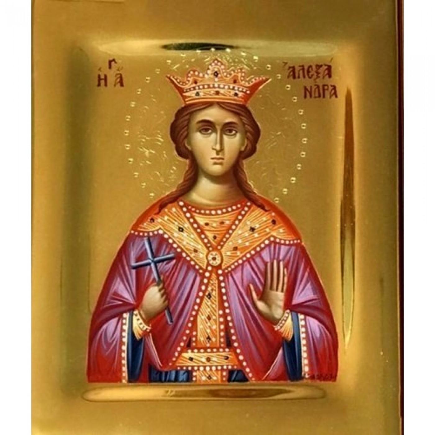 Αγία Αλεξάνδρα Αγιογραφία