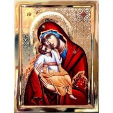 Αγιογραφία Παναγία Γλυκοφιλούσα