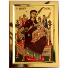 Παναγία Παντάνασσα Αγιογραφία