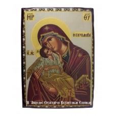 Παναγία Γλυκοφιλούσα με Χριστό Χρυσοκονδυλιά